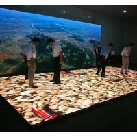 Buy cheap Dance Floor LED Screen Interactive Led Floor Panel P3.91 Charming High from wholesalers