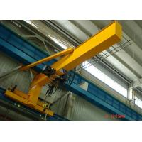 Quality 180° Slewing wall-mounted traveling 0.5t -3t customized easy operated cantilever jib crane for sale