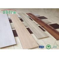 Quality Click Lock SPC Vinyl Plank Flooring 4mm 5mm 6mm For Indoor Decoration for sale