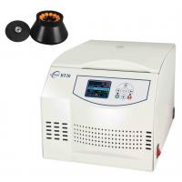 Quality Adjustable Time High Speed lab Centrifuge BT20 / Low Noise High Volume Centrifuge for sale