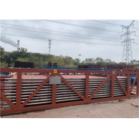 China Energy Saving Stainless Boiler Superheater And Reheater With Anti Corrosion Shields for sale