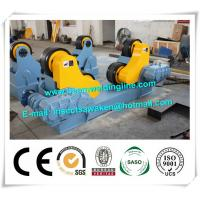 Quality Durable Pressure Vessel Pipe Welding Rotator / Welding Turning Roll for sale