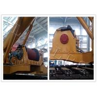Buy Custom Offshore Winch , Marine Hydraulic Winch 10M-500M Drum Capacity at wholesale prices