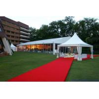 Buy cheap Marquee party Tents,Aluminum frame PVC tent from wholesalers