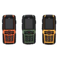 Quality Dropproof Waterproof IP67 Rated GSM Phone for Construction Workers for sale