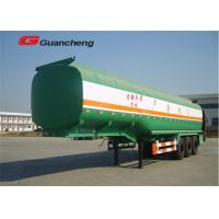 China CIMC 42 cbm fuel tank semi-trailer dimensions oil tank trailer with CCC certificate on sale