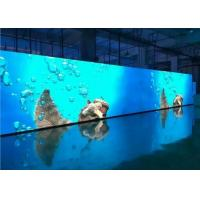 China Indoor LED Video Display P4 Indoor Full Color LED Display for Business Advertising on sale