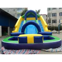 Best All Kinds Of Interesting  Outdoor Inflatable Water Slide For Kids wholesale