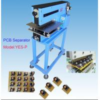 China Guillotine and Pneumatic type Aluminium PCB Separator Without Cutting Stress on sale