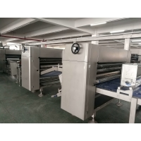 Buy cheap Complete 1200kg/Hr Baguette Production Line For Artisan Loaf Bread from wholesalers