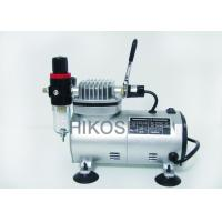 Quality Portable Oil Free Single Cylinder Piston Mini Air Compressor for Airbrush Makeup 3.6kgs for sale