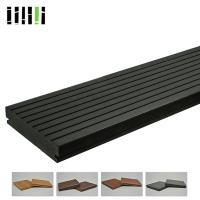 China Waterproof Bamboo Deck Boards With Smooth Easy Prolapse Concrete Surface on sale