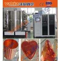 Quality Crystal Amber Color PVD Vacuum Coating Equipment Cathodic Arcs Plating Machine for sale
