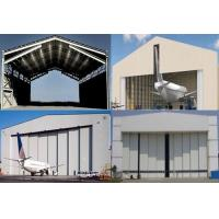 Buy cheap Single Span Steel Structure Aircraft Hangar Buildings from wholesalers