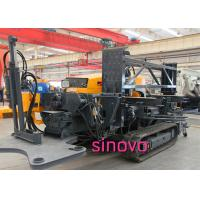 Quality Cummins Engine Horizontal Directional Drilling Machine Spindle Speed 0 - 76 R/Min for sale