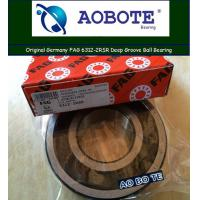 Buy High Speed FAG Roller Bearings 6312-2RSR , Single Row Ball Bearings at wholesale prices