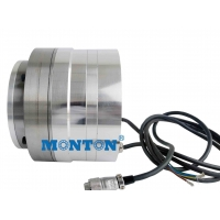 Quality KAH-14CL3NE  Motor Hollow Shaft Rotary Actuators Harmonic Drive Reducer Gear box for DC Motor for sale