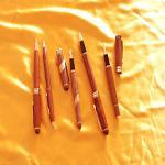 Best solid wood ball pen/pen wholesale