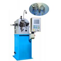 China Low Noise Spring Making Machine 70*60*130 cm with Wire Feed Length Unlimited on sale