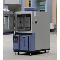 Quality Refrigeration System Climatic Testing Chamber 408L Blue And Grey 1 Year Warranty for sale