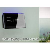 China Small Conference Room Booking Display With LED Light Indicator RFID / NFC Reader on sale