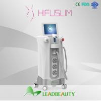 Quality CE approved HIFU SLIM Body Slimming Beauty Machine for beauty salon use for sale