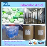 Quality Enterprise Standard Glycolic Acids / 2-Hydroxyethanoic Acid Cas No 79-14-1 for sale
