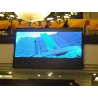 Quality 128×128 Resolution P5 indoor full color led scrolling display with 1/8 duty , 1/4duty for sale