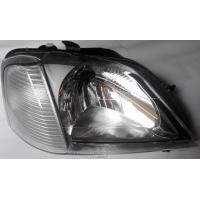 China French Renault Logan 2004 Plastic Injected Head Lamp Head Lamps Head Lights 6001546789 6001546788 on sale