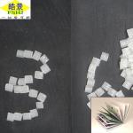 High Adhesion Bookbinding Hot Melt Glue For Newspaper Binding , Spine Binding