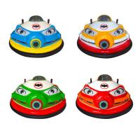 Quality Electric Amusement Park Bumper Cars 360 Degrees With Remote Control for sale