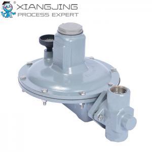 China Fisher Nitrogen Blanket Pressure Regulator , Pneumatic Tank Blanketing System on sale