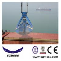 Quality Four Ropes Clamshell Grain Grab for sale