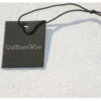 China Custom Coated Paper Printed Hang Tags for Garment/Jewelry on sale