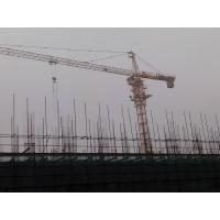 China 6 tons Q345B Steel Self Climbing Tower Crane Manufacturer TC6013-6 on sale