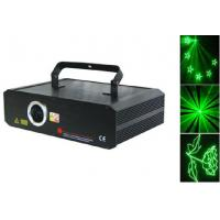 Quality 500MW Green Animation Laser Stage Lighting / Night Club Stage Laser Light for sale