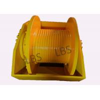 Quality Customization Hydraulic Crane Winch 140KN 180KN For Workover / Oil Rig for sale