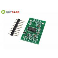 Buy cheap Green 24 Bit Dual-Channel Precision AD HX711 Weighing Pressure Sensor Module from wholesalers