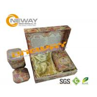 Best Deluxe Rigid Cardboard Eco Friendly Cosmetic Packaging For Gift Package Box wholesale