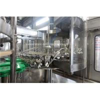 Quality PLC Control Carbonated Filler Capper Machine For Energy Drink for sale