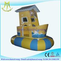 China Hansel super quality CE certificated children playground on sale
