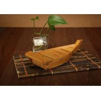 China Wooden Japanese Food Decoration Serving Platters For Parties / Restaurant on sale