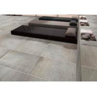 Quality Stone Look Bathroom Ceramic Tile 60x60 Cm Size Less Than 0.05% Absorption Rate for sale