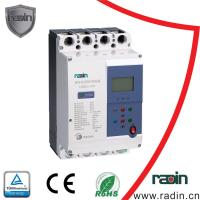 Quality Circuit Breaker Adjustable MCCB Intelligent 6A-63A White Short Circuit Current for sale