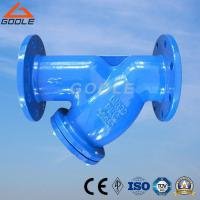 Quality Ductile Iron Y Strainer (GAGL41H) for sale