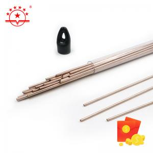Quality 2.0x500mm AWS BCuP-5 15 Silver Brazing Rod for sale