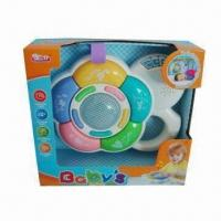 China Babies' Music Box/Developmental Toy for Children, Give Children Another Good Toys on sale