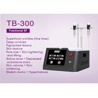 China Fractional RF Microneedle / Micro Needle Stretch Marks Removal Machine on sale