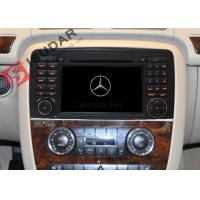 Quality PX5 RK3288 Octa Core Car DVD Player For Mercedes Benz 7 Inch Car Stereo Gps for sale