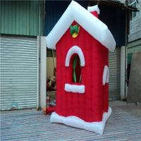 Best Big Inflatable Christmas Decoration For Exhibitions Tree  /  House wholesale